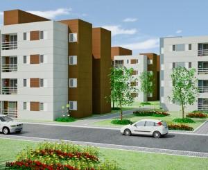 09. Condomínio de 20 Edifícios